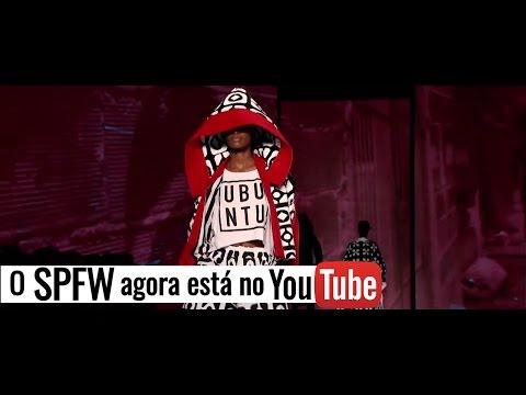 São Paulo Fashion Week lança canal no Youtube #SPFWnoYoutube