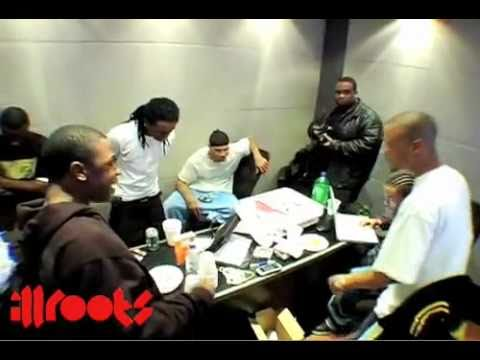 Lil Wayne ft T.I - in the studio