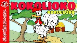 💖 Kokolioko (Kokoleoko) 💖 Children's Songs | Children's Stories | Sing With Sandra