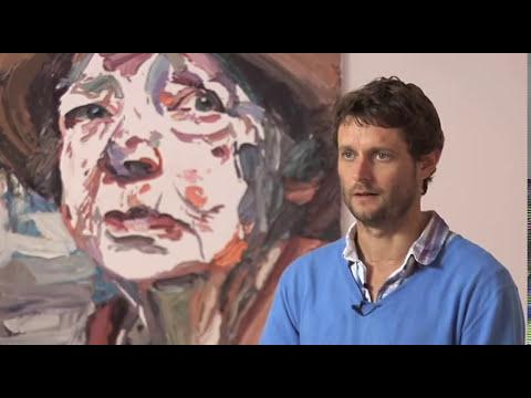 Archibald Prize 2011 Winner Ben Quilty