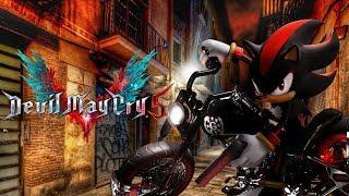 Hedgehog May Cry | Shadow the Hedgehog X Devil May Cry 5 | Devil Trigger