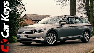 Volkswagen Passat Estate 2015 review - Car Keys