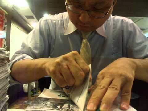 GEDC4494 2015.07 07 arXiv  nikkei computer mainichi yomiuri at ikebukuro mac  kitp audio digest TV