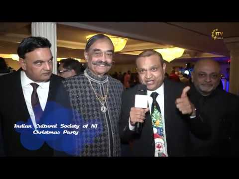 Indian Culture Society Hosts Christmas Party - Edison - New Jersey