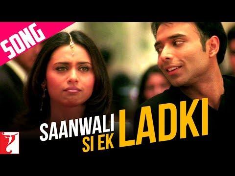 Saanwali Si Ek Ladki Song | Mujhse Dosti Karoge | Hrithik | Kareena | Rani | Uday