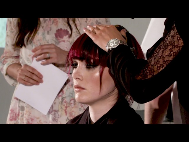 Wig-making masterclass by Joshua Goldsworthy at The Coterie: In Session | Creative HEAD Magazine