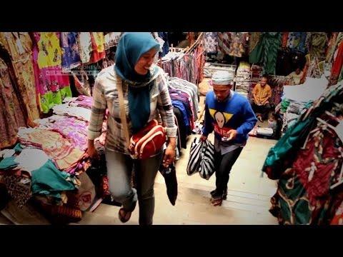 Pasar Klewer Solo pusat Grosir Batik | Indonesia Travel Guide