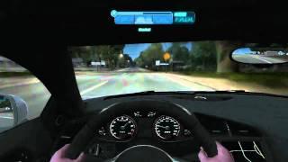 TEST DRIVE UNLIMITED 2 Beta - HD - Audi R8 - Night - 1680x1050 - www.tdu-2.com