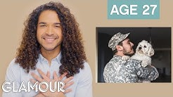 70 Men Ages 5-75: What Makes You Cry? | Glamour