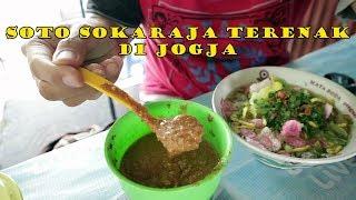Soto Sokaraja di Jogja yang Pakai Kecap Riboet dan Krupuk Mie nya Asli Juga dari Purwokerto