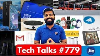 Tech Talks #779 - PUBG 2, PUBG No Ban, Realme 3 Pro Date, Nokia X71, Whatsapp Tipline, iPhone 7