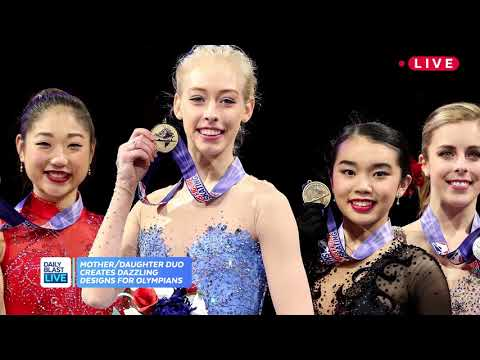 What Makes a Perfect Olympic Figure Skating Outfit?