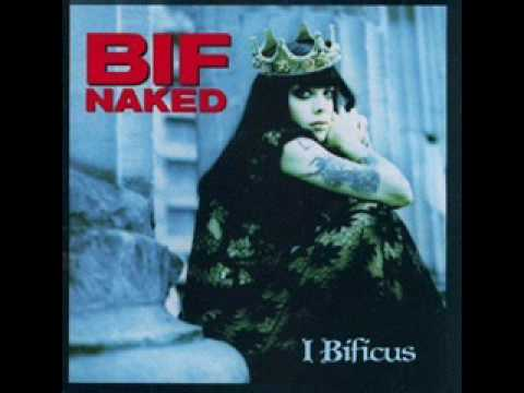 Bif naked - Any day now (1999)