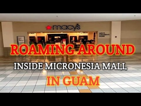 Micronesia Mall in Guam