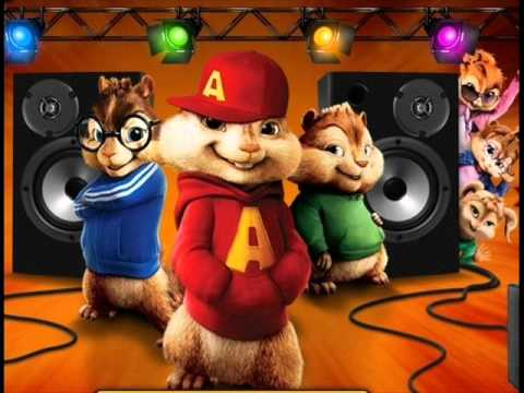 Danza kuduro - alvin e os esquilos!!