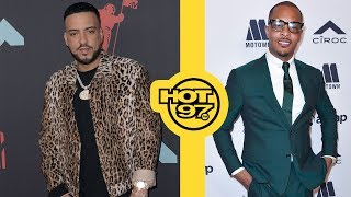 T.I. Speaks Out On Controversial Comments On Daughter's Virginity + French Montana Update