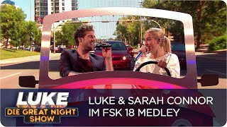 FSK-18-Songs mit Sarah Connor & Luke Mockridge