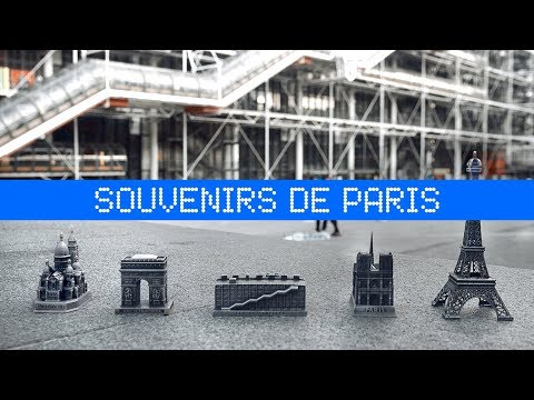 #SouvenirsDeParis by Centre Pompidou