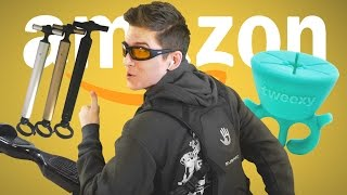 BASS-BOOSTED MANICURE • AMAZON PRIME TIME