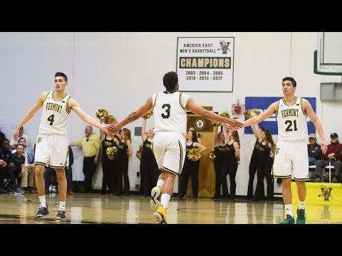 Men's Basketball: America East Quarterfinals - (1) Vermont Vs. (8) Maine