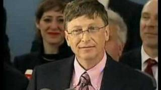Bill Gates Speech at Harvard (part 1)