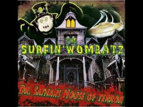 The Surfin' Wombatz - Peter Cushing
