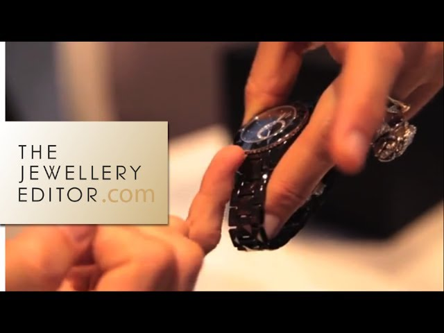 Baselworld 2011: Dior watches: Haute couture meets horology