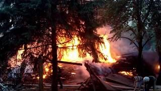 Пожар погран.части в Одесса(сепаратистский пух., 2014-05-26T19:41:47.000Z)