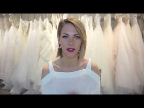 Designer Showcase | Paloma Blanca and Mikaella Bridal Gowns - YouTube