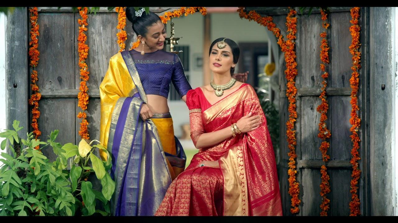 Kalyan Sarees | Stories Crafted in Silk - Online Shopping