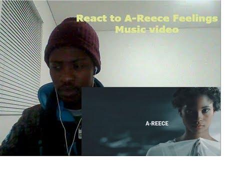 A-Reece music video reaction (feelings)