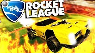 Rocket League - Второй Роналду!? #8