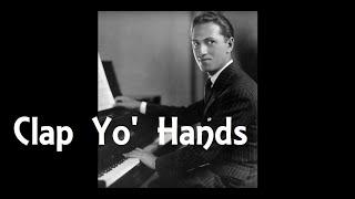 George Gershwin - CLAP YO' HANDS (Songbook)