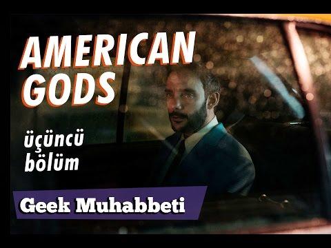 """AMERICAN GODS Sezon 1 Bölüm 3 - İnceleme - """"Karı Düşün Karı Düşün Karı Düşün!"""""""