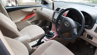 Toyota Corolla 1.3 | GLI 2012 Complete Review