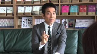 中谷彰宏お悩み相談室  「今、君が必要としている言葉がきっとここにある。」第1回