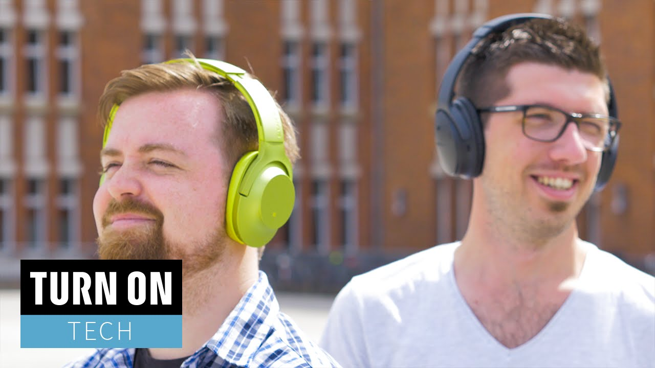 sony qc35. noise cancelling ohne kabel // bose qc 35 und sony mdr-100 abn - turn on tech youtube qc35 s