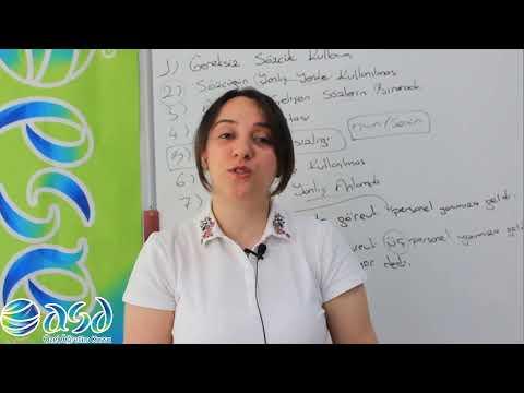 7.SINIF TÜRKÇE ANLATIM BOZUKLUĞU (NİHAL HOCA)