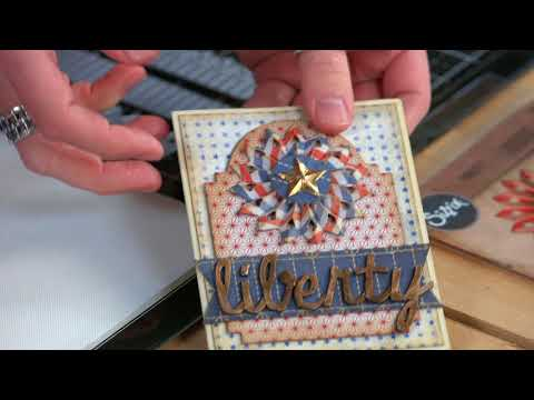 DID YOU KNOW? Sizzix Rosettes with Tim Holtz