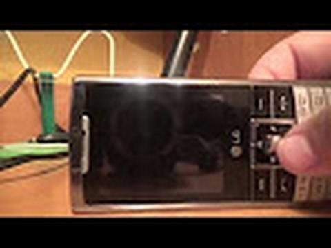 Обзор Мобильного Телефона LG S310