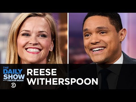"""Reese Witherspoon - """"Big Little Lies"""" & Broadening Storytelling For Women 