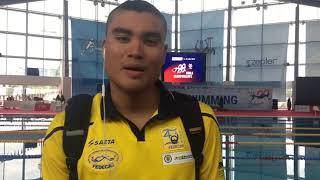 2018 20TH WORLD CHAMPIONSHIPS – BELGRADE  JUAN F  CAMPO
