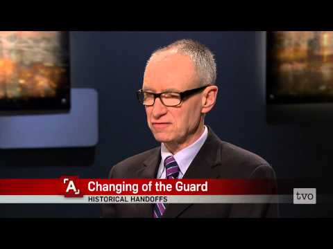 Tony Dean: Changing of the Guard