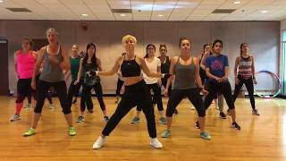 """FAMILIAR"" Liam Payne and J Balvin - Dance Fitness Workout Valeo Club"