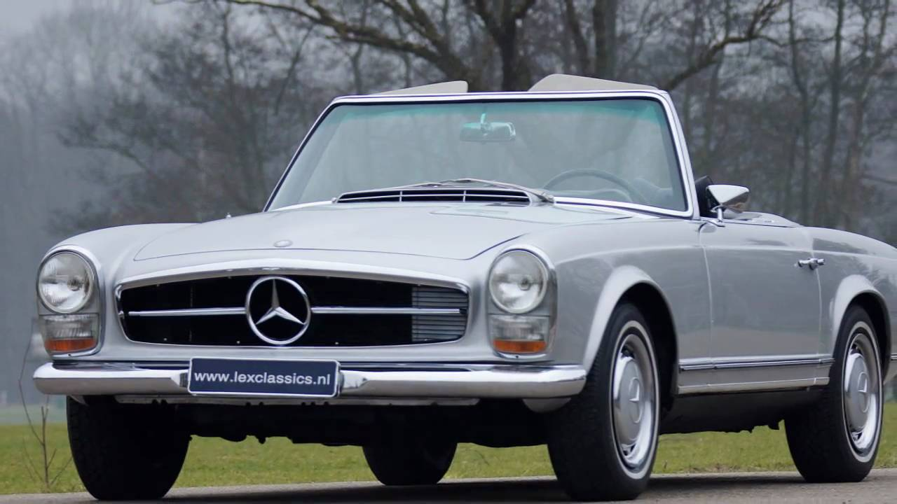 1970 Mercedes Benz 280 Sl Pagoda For Sale A Vendre