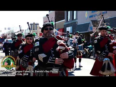 2018 Bergen County St. Patrick's Day Parade