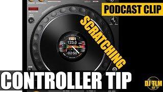 DJ controller scratch tip (jog wheel) - Share the Knowledge