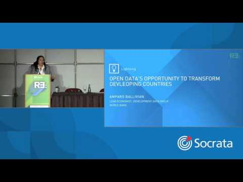 Open Data's Opportunity to Transform Developing Countries