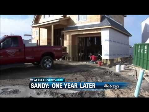 WEBCAST: Sandy One Year Later