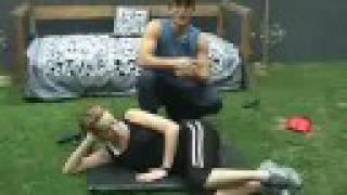 Ginástica em casa: exercícios para as pernas